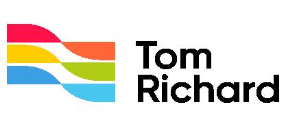 Tom Richard Logo Treatment200w-01
